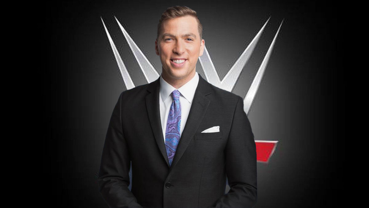 Kevin Patrick Joines WWE
