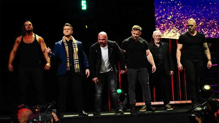 Name Revealed for MJF's New Heel Faction in AEW