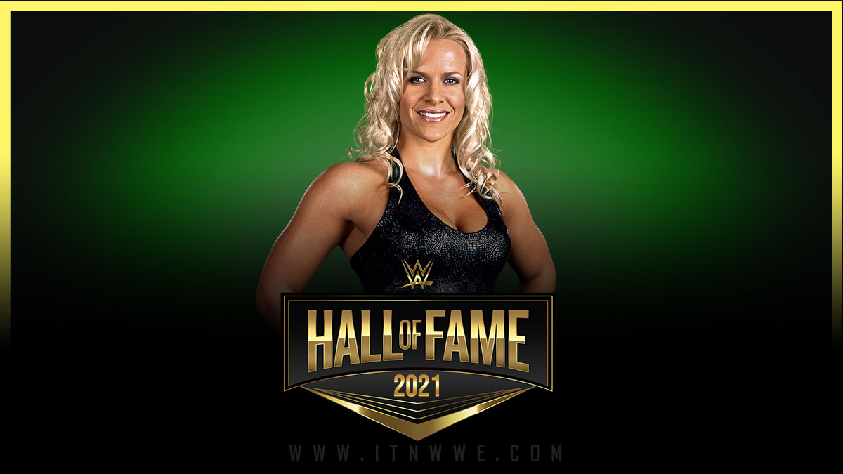Molly Holly WWE Hall of Fame 2021