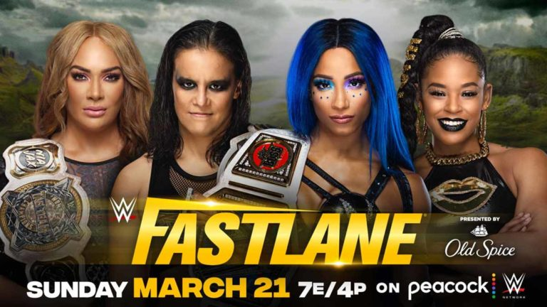 Women's Tag Title Rematch Announced For Fastlane 2021
