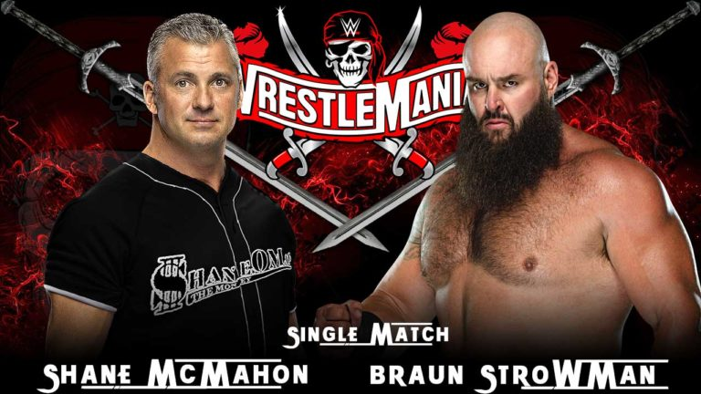 Steel Cage Stipulation Added to Strowman vs Shane Match at WrestleMania