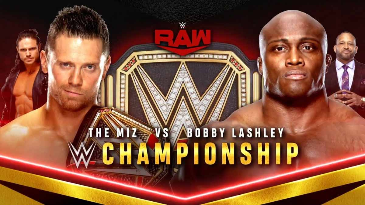 WWE RAW 1 March 2021 Results