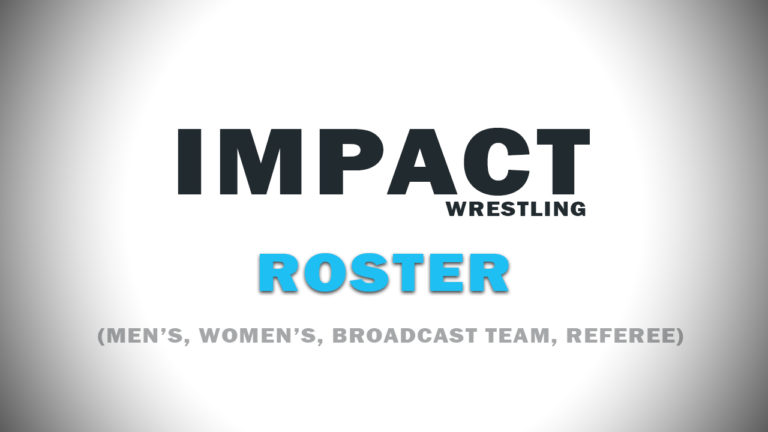 IMPACT Wrestling Roster: Updated List of Wrestlers & Personals