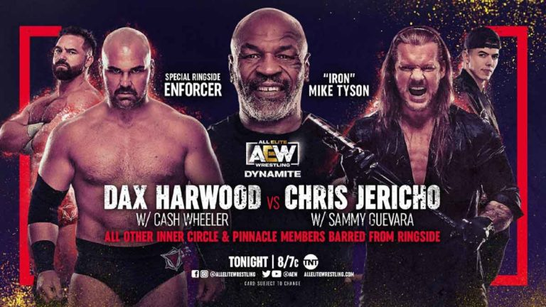 AEW Dynamite 14 April 2021 Results, Updates & Highlights