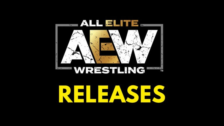 AEW Releases – List of Wrestlers Released by AEW