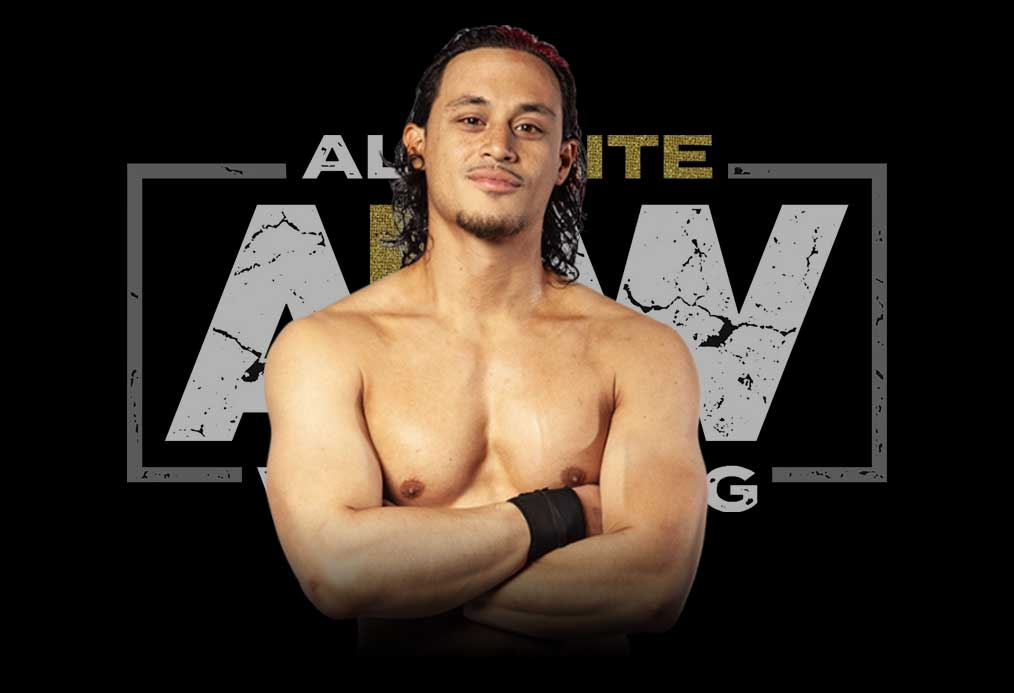 Aaron Solow Aew Roster