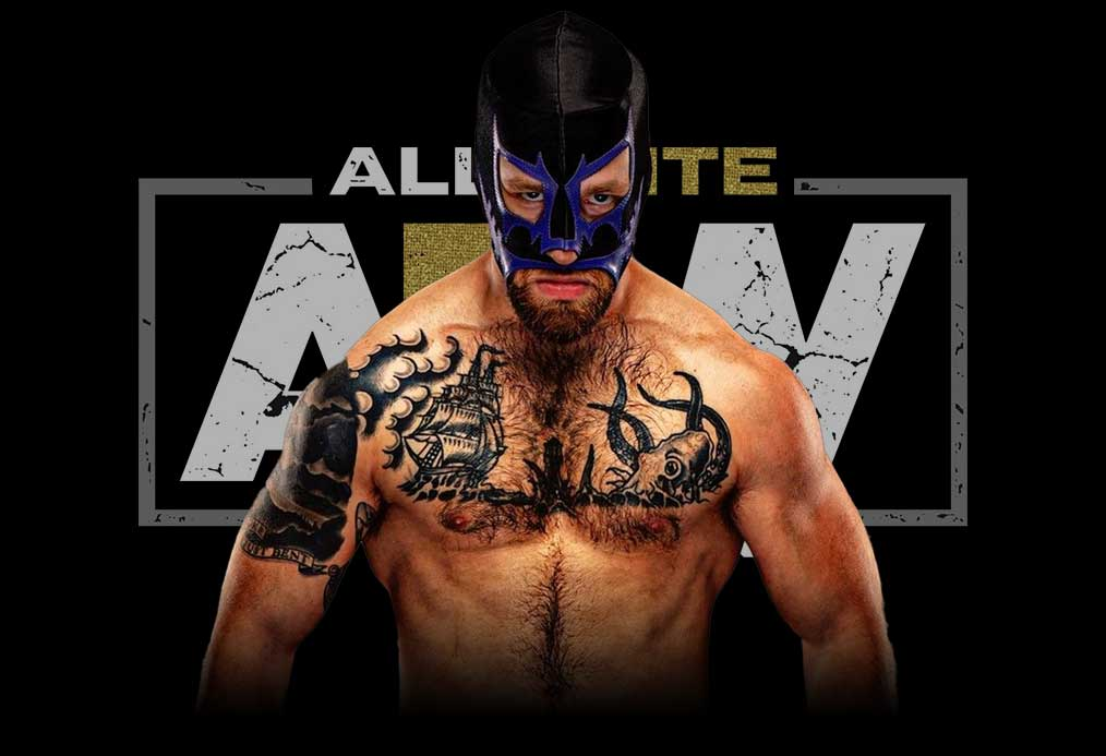 Alan Angels Aew Roster