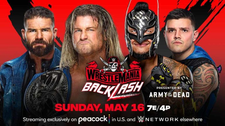 Dirty Dawgs vs Mysterios Announced for WrestleMania Backlash 2021