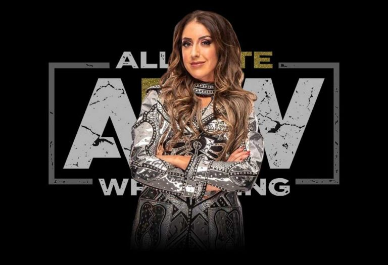 Britt Baker & AEW Reportedly Agreed On A Contract Extension