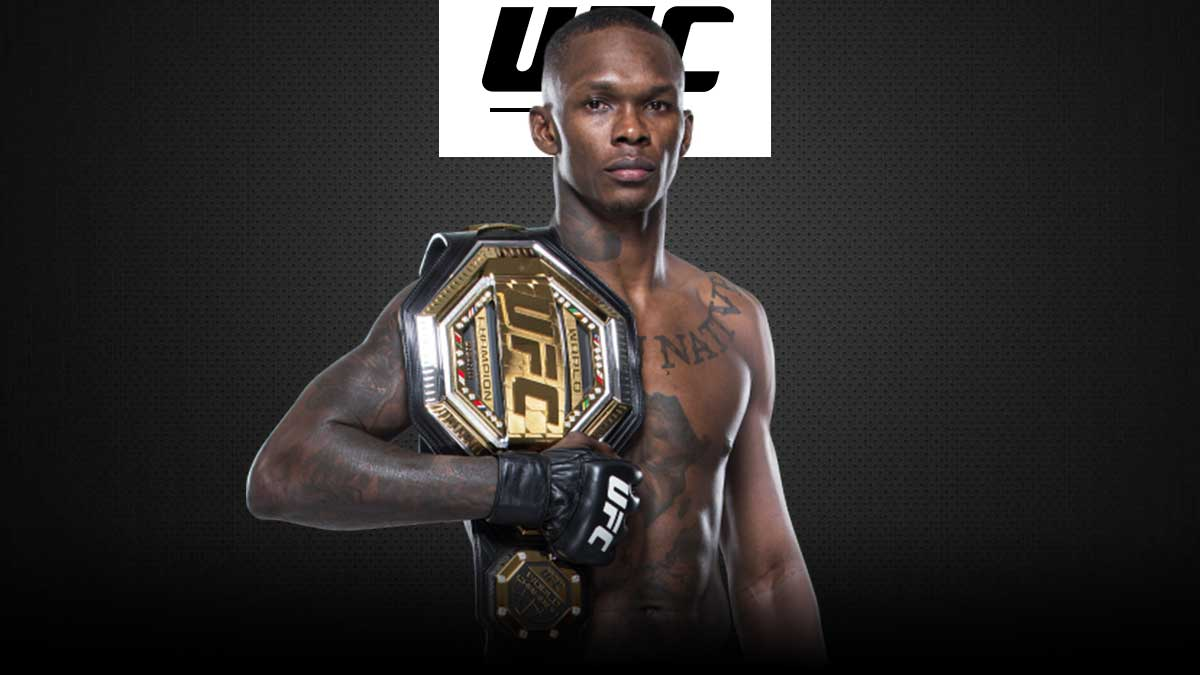 Israel Adesanya UFC Champions
