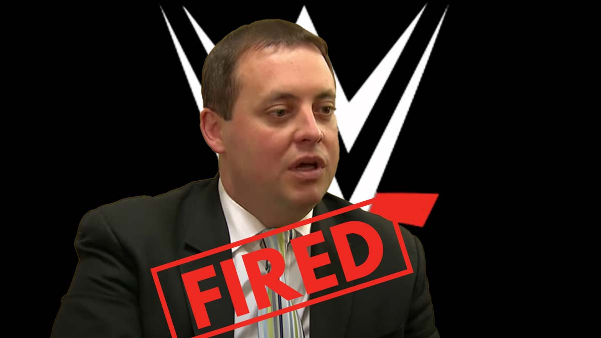 Mark Carrano Fired from WWE