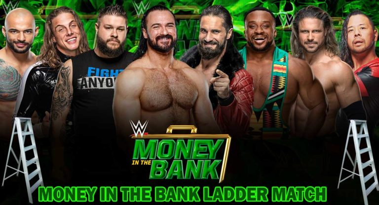 Seth Rollins & Nakamura Qualify For Money in the Bank Ladder Match