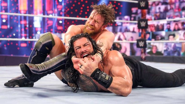 Roman Reigns Gives Hilarious Excuse To Tapping Out to Daniel Bryan