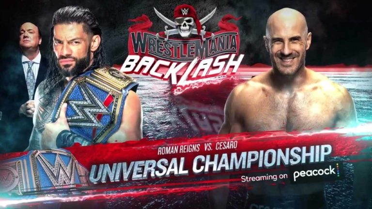 Cesaro Beats Seth Rollins, To Face Roman Reigns at WrestleMania Backlash