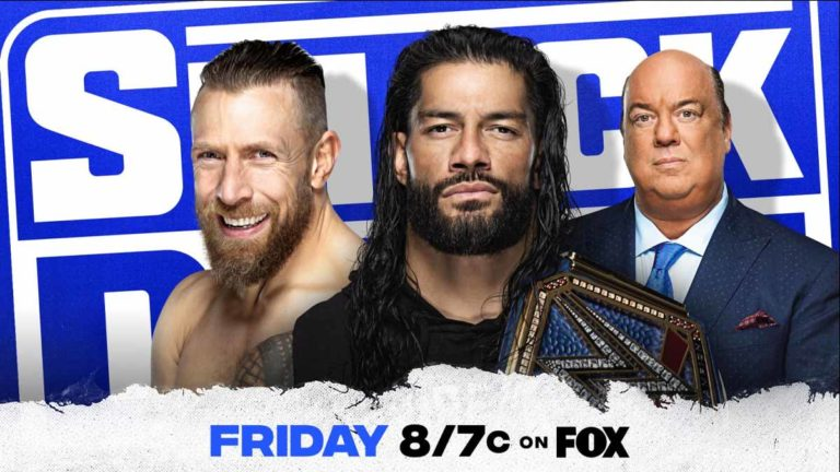 WWE SmackDown Live Results & Updates 30 April 2021- Reigns vs Bryan