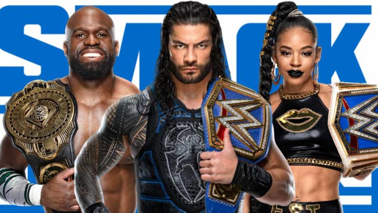 WWE SmackDown 16 April 2021 Live Results: Fall out from WrestleMania
