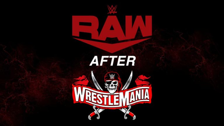 WWE RAW 12 April 2021- Live Results- RAW After WrestleMania