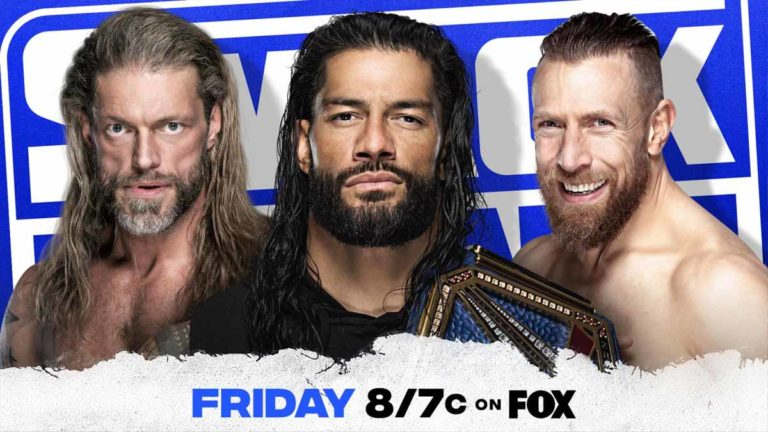 WWE SmackDown 9 April 2021 – Live Results- WrestleMania Edition