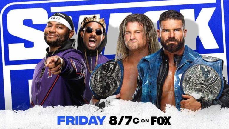 Tag Title & More Matches Announced for SmackDown This Week