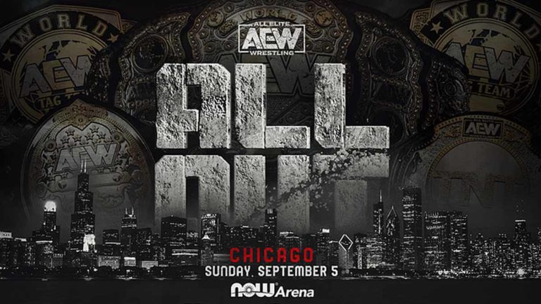 AEW All Out 2021: Match Card, Date, Start Time, Location, How to Watch