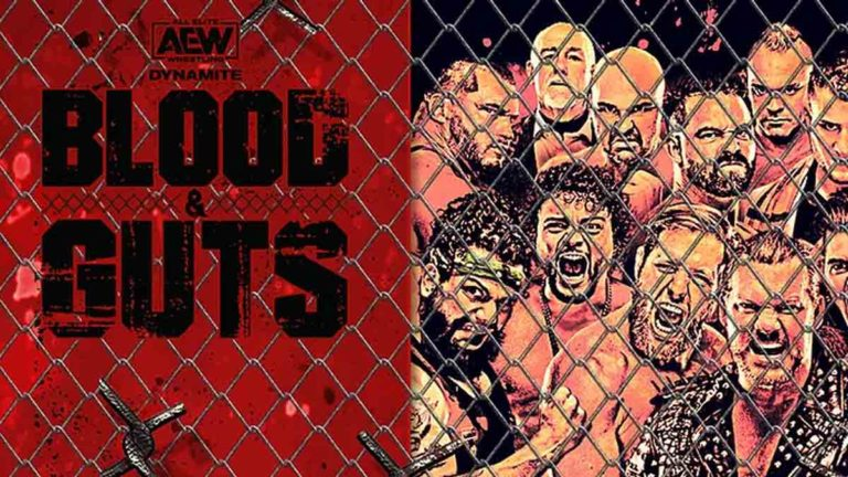 AEW Blood & Guts: Complete Match Line up & Rules- Inner Circle vs Pinnacle