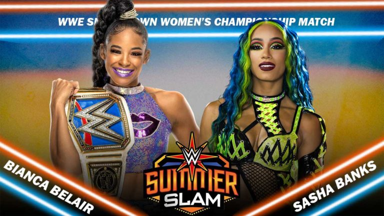 WWE SmackDown Championship Match to Go Ahead At SummerSlam