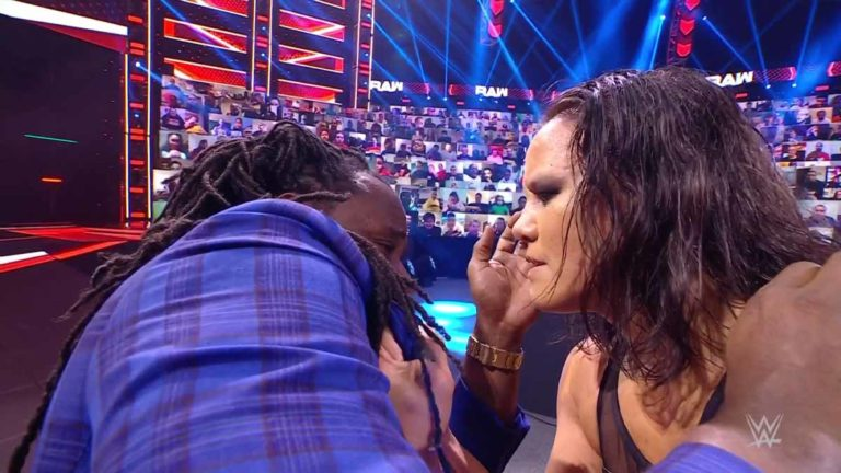 Shayna Baszler Snaps at Reginald, Intergender Match Booked for RAW 31 May