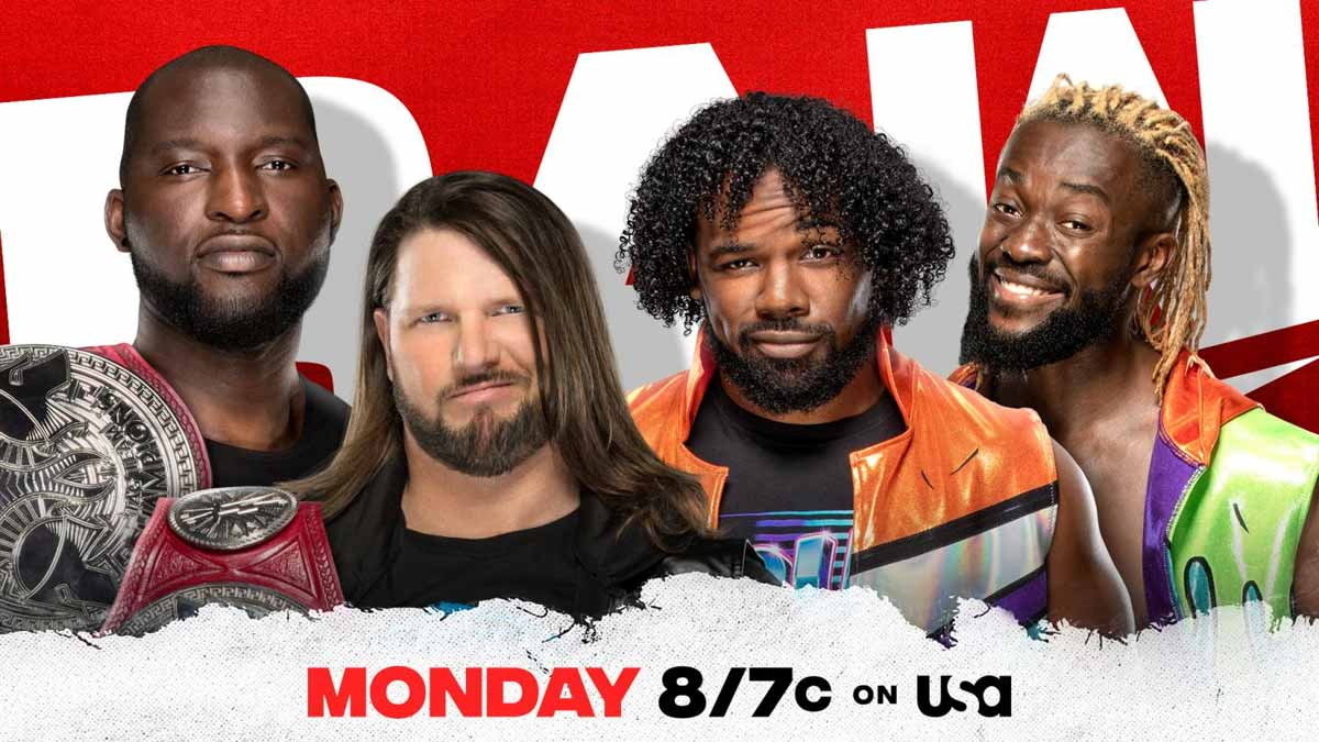 WWE Tag Team Titles Matches WWE RAW 3 May 2021