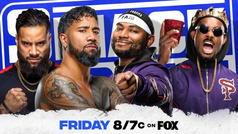 WWE SmackDown Live Results 28 May 2021: The Usos vs Street Profits