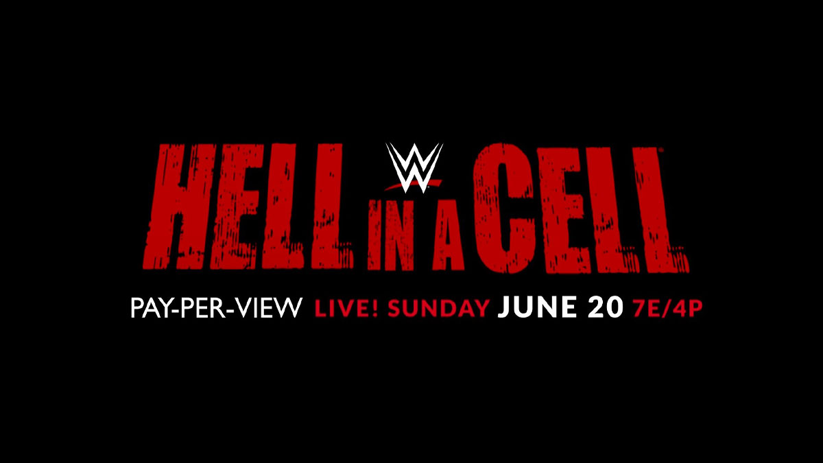 WWE Hell in a Cell 2021 PPV Poster