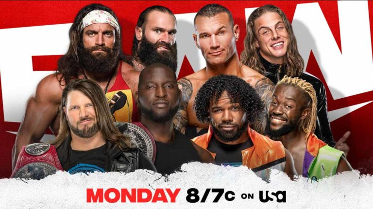 Men & Women Tag Team Matches Announced for WWE RAW 5/10