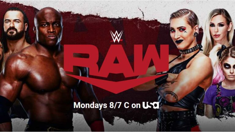 WWE RAW Live Results 17 May 2021- WrestleMania Backlash Fallout