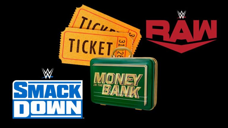 How to Book Tickets for WWE Money in the Bank 2021, SmackDown 16 July & RAW 19 July?