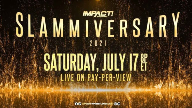 IMPACT Slammiversary 2021- Match Card, Date, Time, How to Watch