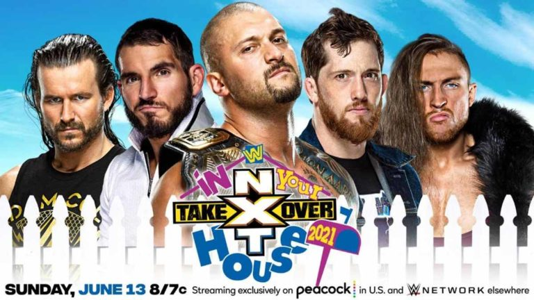 Fatal 5-Way Main Event Announced for NXT TakeOver: In Your House 2021