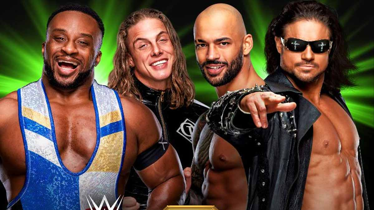 Big E added to Money in the Bank Ladder match