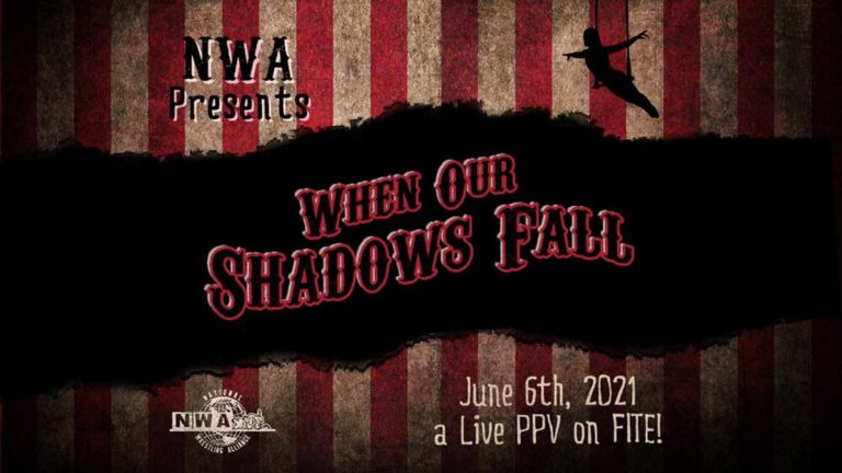NWA When Our Shadows Fall 2021: Match Card, Date, Time, How To Watch