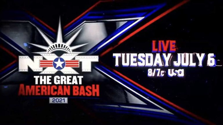 NXT Announces Great American Bash 2021 Event