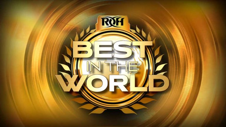 ROH Best in the World 2021: Results, Match Card, Start Time, How To Watch