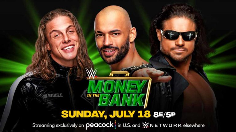 Riddle, Morrison & Ricochet Qualify For Men's Money in the Bank Match
