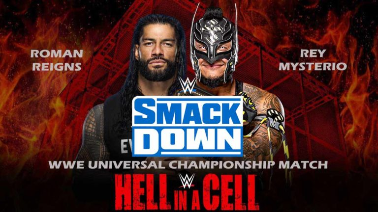 WWE SmackDown Live Results 18 June 2021: Roman vs Rey Hell in a Cell Match