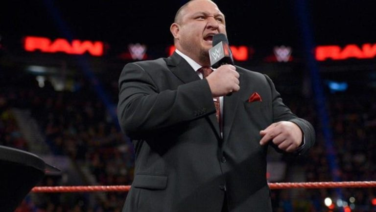 Report: Samoa Joe Returning to NXT as Manager, Triple H Wanted Him Back