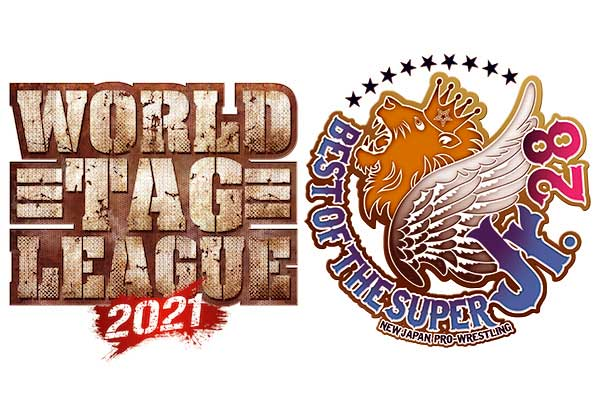 WORLD TAG LEAGUE 2021 & BEST OF THE SUPER Jr. 28