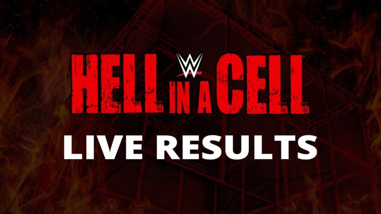 WWE Hell in a Cell 2021 Live Results: Lashley vs McIntyre, Bianca vs Bayley