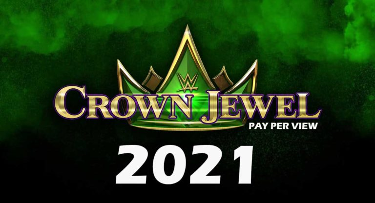 Update on Possible Date for WWE Crown Jewel 2021 PPV