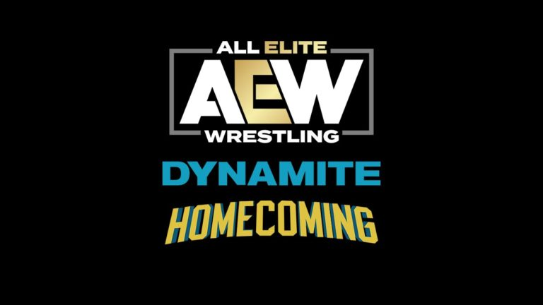 Chance to Win AEW Dynamite Homecoming Tickets