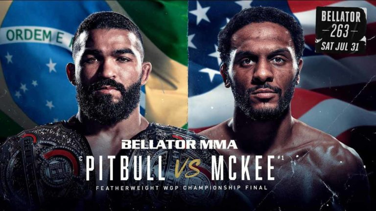 Bellator 263 Pitbull vs McKee: Results, Fight Card, Date, Time, How to Watch