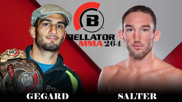 Bellator 264: Mousasi vs Salter: Fight Card, Date, Time, Tickets, How to Watch