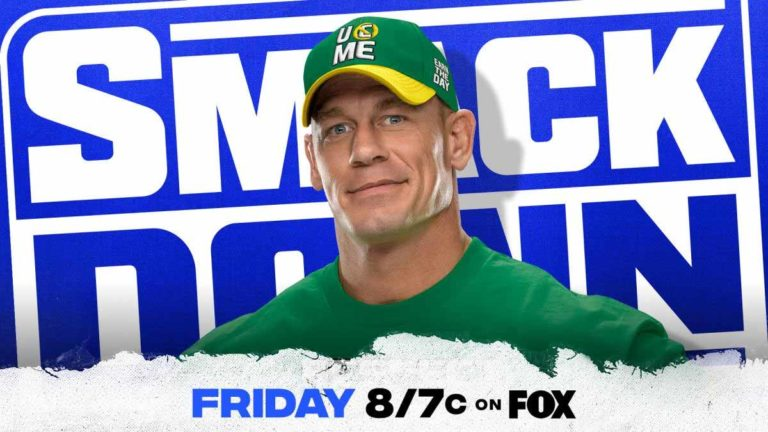 WWE SmackDown Live Results 23 July 2021: Cena Confronts Roman,