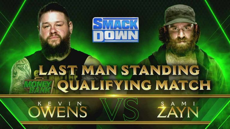 WWE SmackDown Live Results- 2 July 2021: Last Man Standing